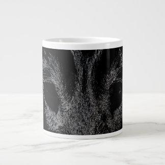 Wolf Pup Coffee Mug Wild Dog Jumbo Cups Sled Dog Extra Large Mugs