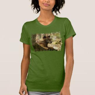 Wolf Pup Cute Animal Wolf-Lover Tee Shirts