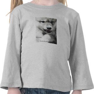 Wolf Pup Toddler T-Shirt