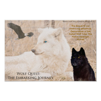 Wolf Quest: The Continuing Journey Poster