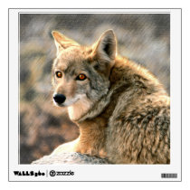Wolf Rain Graphic Art Wall Sticker