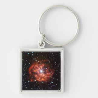 Wolf-Rayet star Keychain
