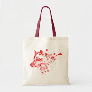 Wolf Red Bag