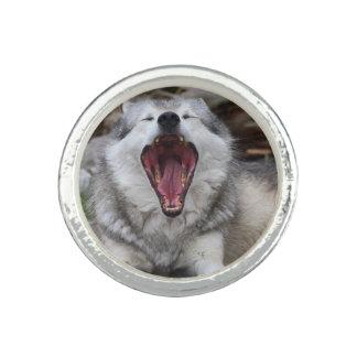 wolf rings