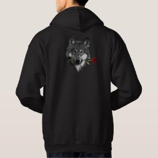 Wolf Rose Sweatshirt
