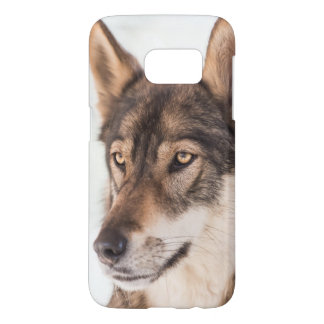 Wolf Samsung 7 Case