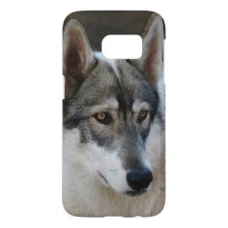 Wolf Samsung Galaxy S7 Case