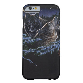 Wolf Serenade Barely There iPhone 6 Case
