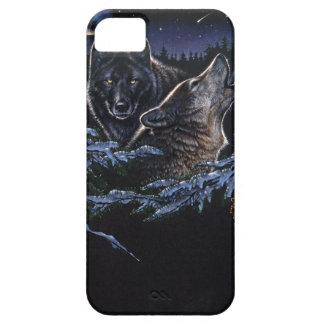 Wolf Serenade iPhone 5 Case