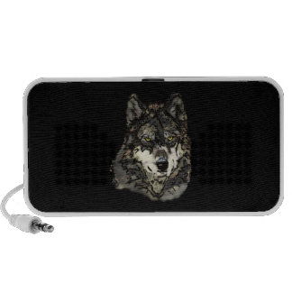 Wolf Portable Speaker