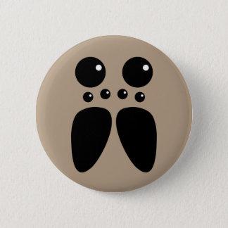 Wolf Spider Face Button
