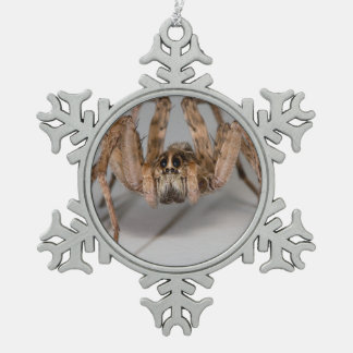 Wolf Spider Ornaments