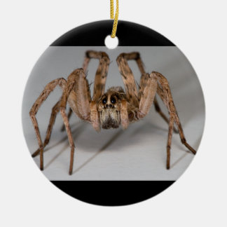 Wolf Spider Christmas Tree Ornaments