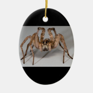 Wolf Spider Christmas Ornaments