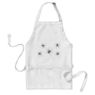 Wolf Spiders Adult Apron