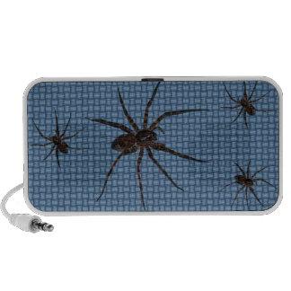 Wolf Spiders speaker