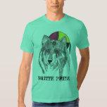 Wolf Spirit and Native Pride qolf shirt