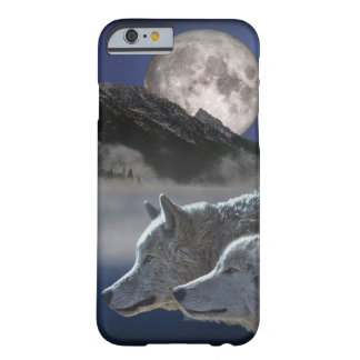 Wolf Spirit Barely There iPhone 6 Case