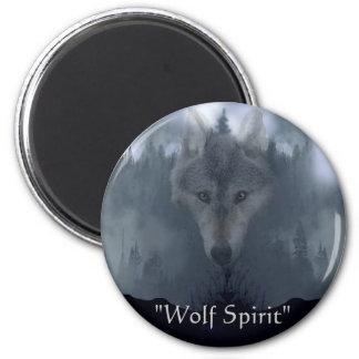 WOLF SPIRIT ~ Magnet