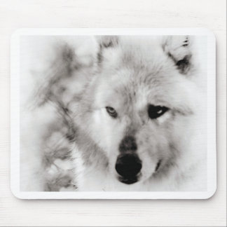 Wolf Spirit Mouse Pad