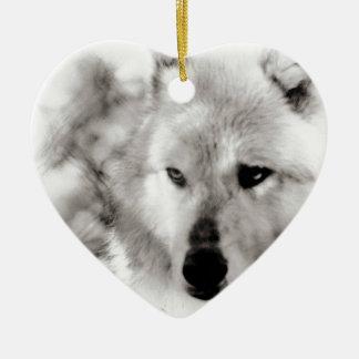 Wolf Spirit Ornament