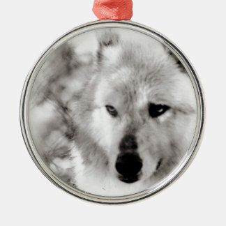 Wolf Spirit Christmas Ornament