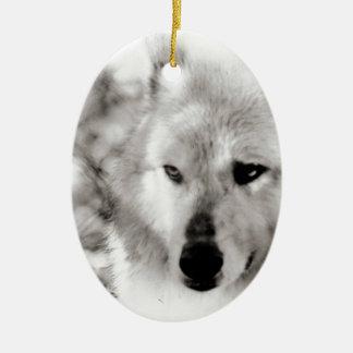 Wolf Spirit Ornaments
