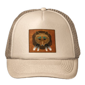 Wolf Spirit Trucker Hat