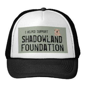 Wolf Support Trucker Hat