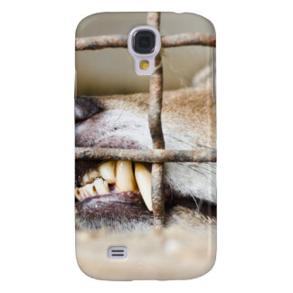 Wolf teeth galaxy s4 case
