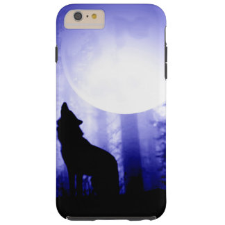 Wolf & the Fullmoon Tough iPhone 6 Plus Case