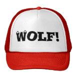 Wolf! Trucker Hats