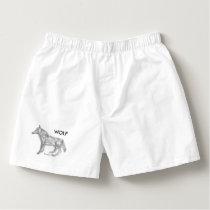 WOLF underwear Boxers