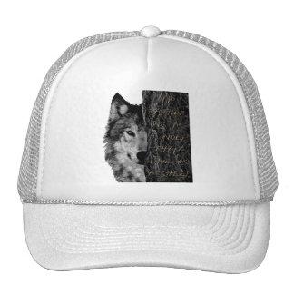 Wolf vs Sheep Trucker Hat