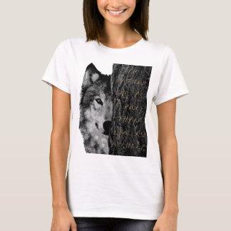 Wolf vs Sheep T-Shirt