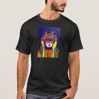 Wolf Walking by Piliero T-Shirt