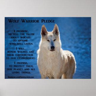 Wolf Warrior Poster