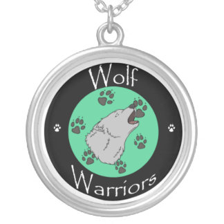 Wolf Warriors Necklace
