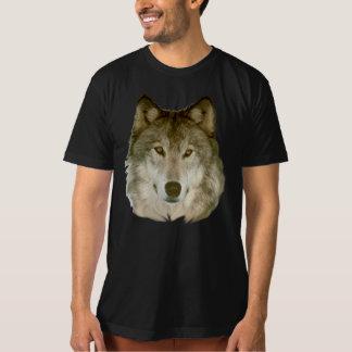 wolf wild animal t-shirt design cool hip gift idea