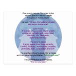 Wolf Wisdom Post Card