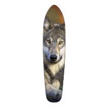 Wolf Wisdom Skateboard