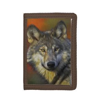 Wolf Wisdom Wallet