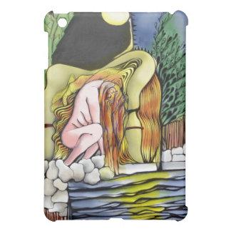 Wolf Woman Lobizona iPad Mini Case