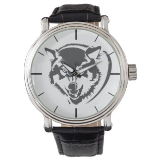 Wolf Wrist Watch