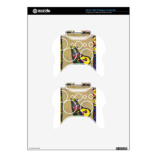 Wolf Xbox 360 Controller Skins