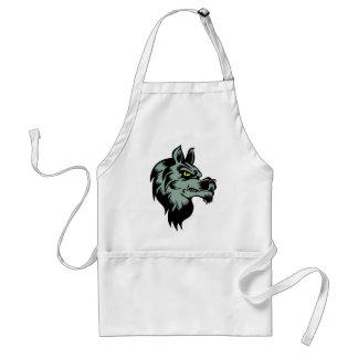 wolfbeast adult apron