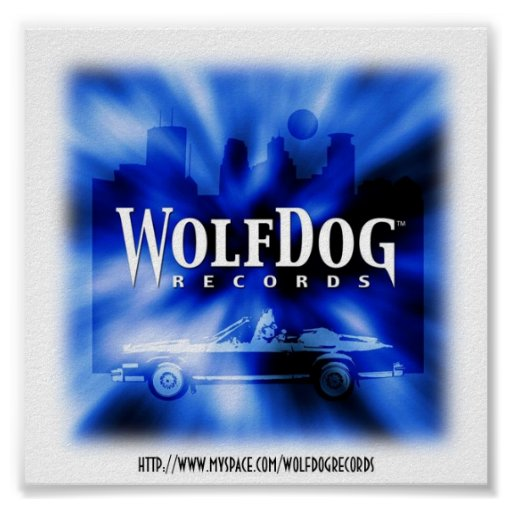 wolfdogrecords  Poster