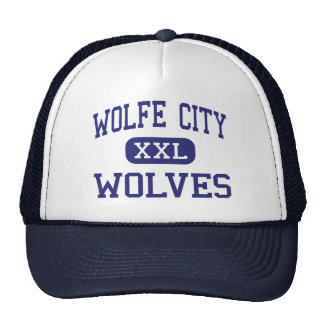 Wolfe City Wolves Middle Wolfe City Texas Hat
