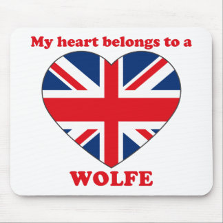 Wolfe Mouse Pad