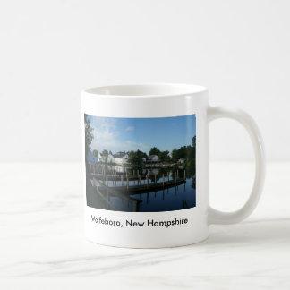 Wolfeboro Wear Classic White Coffee Mug